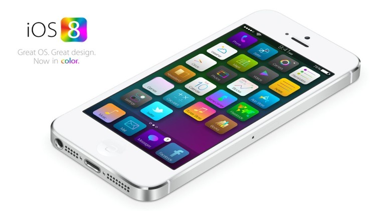 50% off iOS 8 Mobile App Design: UI & UX With Adobe Photoshop (2016)