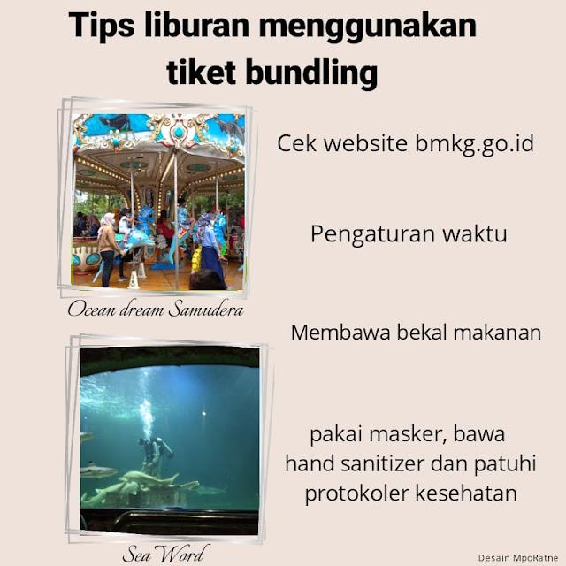 Tips liburan seru dan sehat dengan menggunakan tiket bundling