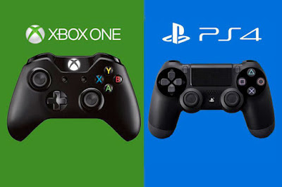 Xbox One And PS4