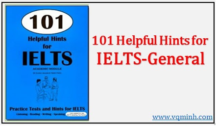 Ielts pdf hints for 101