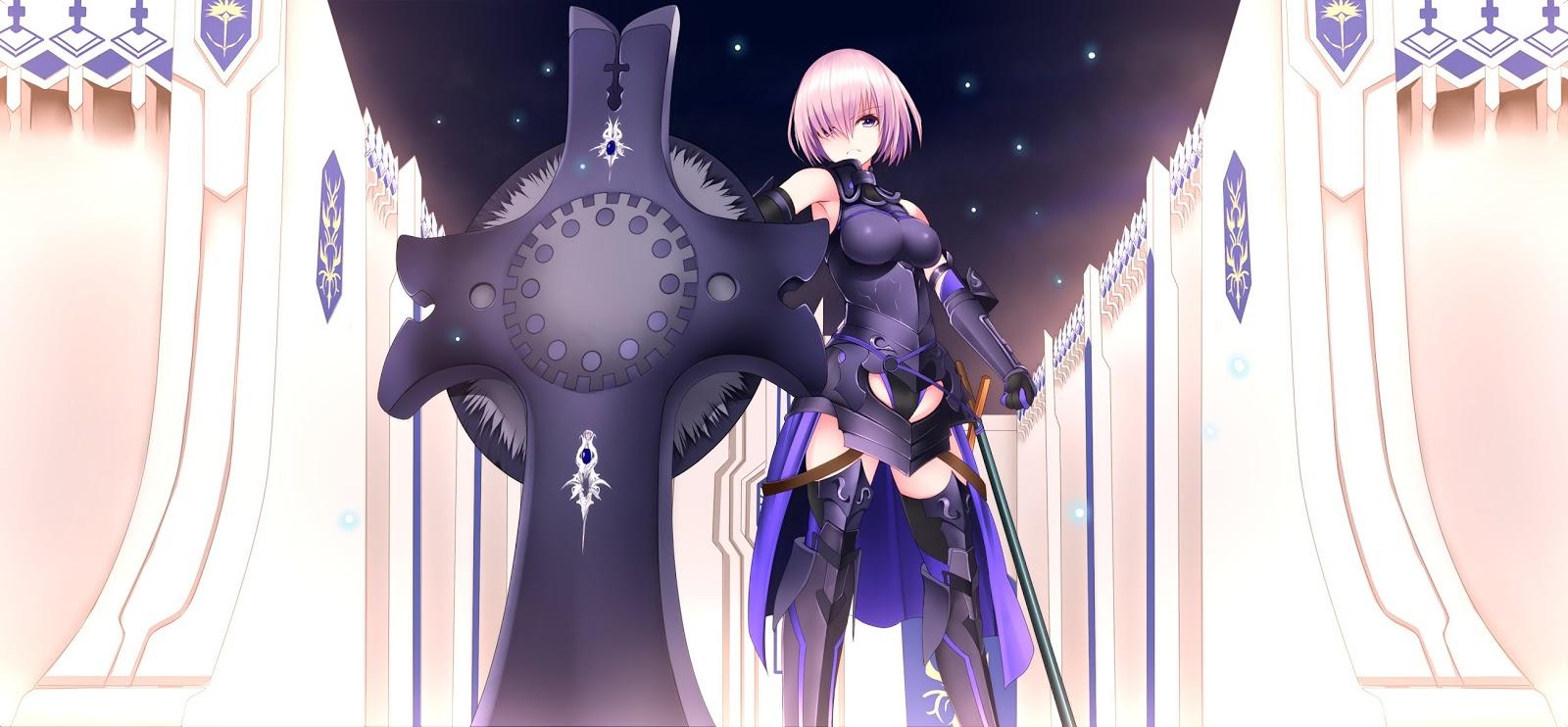 Fate AowVN%2B%252836%2529 - [ Hình Nền ] Anime Fate/GrandOrder tuyệt đẹp Full HD | Wallpaper