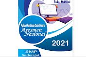Buku Manual Aplikasi Pendataan Calon Peserta Asesmen Nasional Jenjang SMP/MTs Tahun 2021