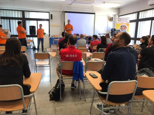 Arranca el programa 'Aula ciclista' con las jornadas de formación del profesorado