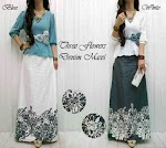 Gamis Denim Cantik SOLD OUT