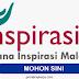 Permohonan Dana Inspirasi Malaysia (Inspiraku) 2020