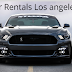 #5 car rentals in Los Angeles