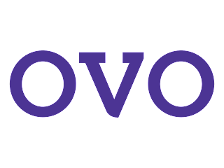 OVO Free Vector Logo CDR, Ai, EPS, PNG