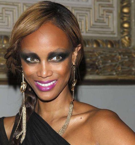 Tyra banks makeup