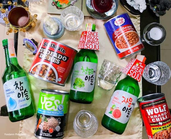 price of soju