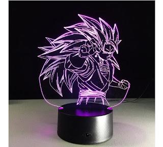 led dragon ball