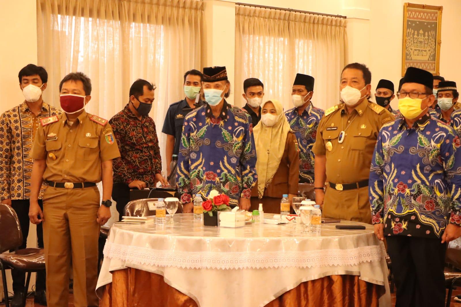 Gubernur Arinal Djunaidi : KTNA Provinsi Lampung Harus Menjadi Motor Dalam Mensukseskan Kartu Petani Berjaya