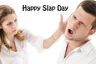 Slap Day Greetings Cards Wallpapers Images Download