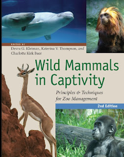 Wild Mammals in Captivity Principles and Techniques for Zoo Management