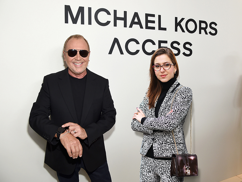 Michael Kors interview 2017 beautymarklady