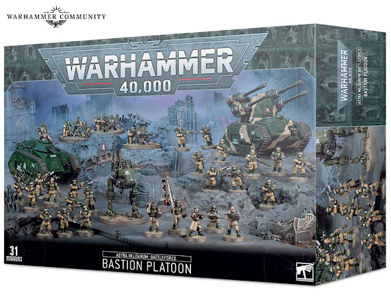 Battleforce Astra Militarum