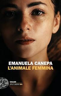 copertina L'animale femmina di Emanuela Canepa