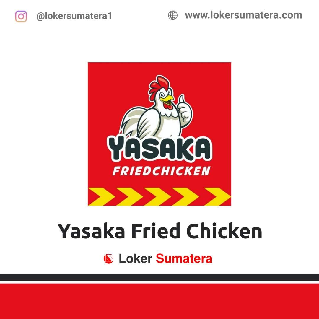 Lowongan Kerja Palembang: Yasaka Fried Chicken Januari 2021