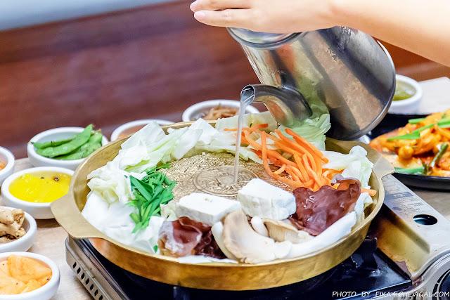 MG 1539 - 熱血採訪│台中老字號韓式料理,多達近80種韓式料理任你挑,還有50種小菜讓你吃到飽!
