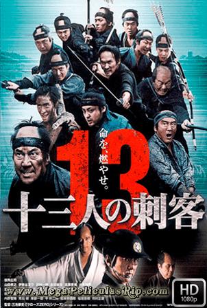 13 Asesinos [1080p] [Latino-Japones-Ingles] [MEGA]