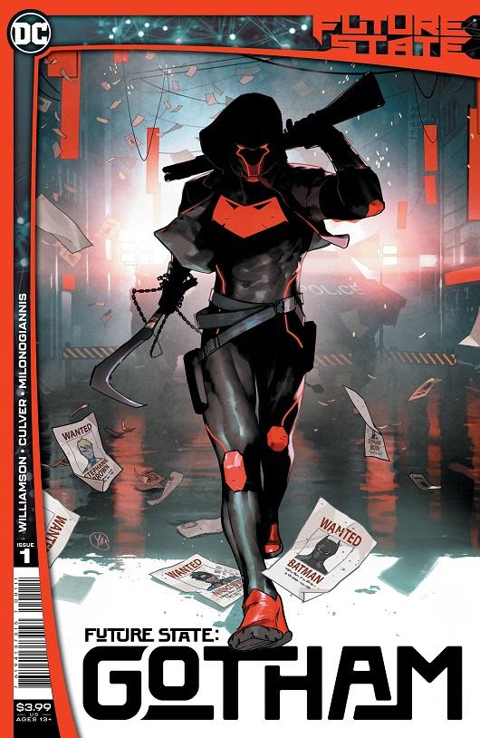 Cover of Future State Gotham #1