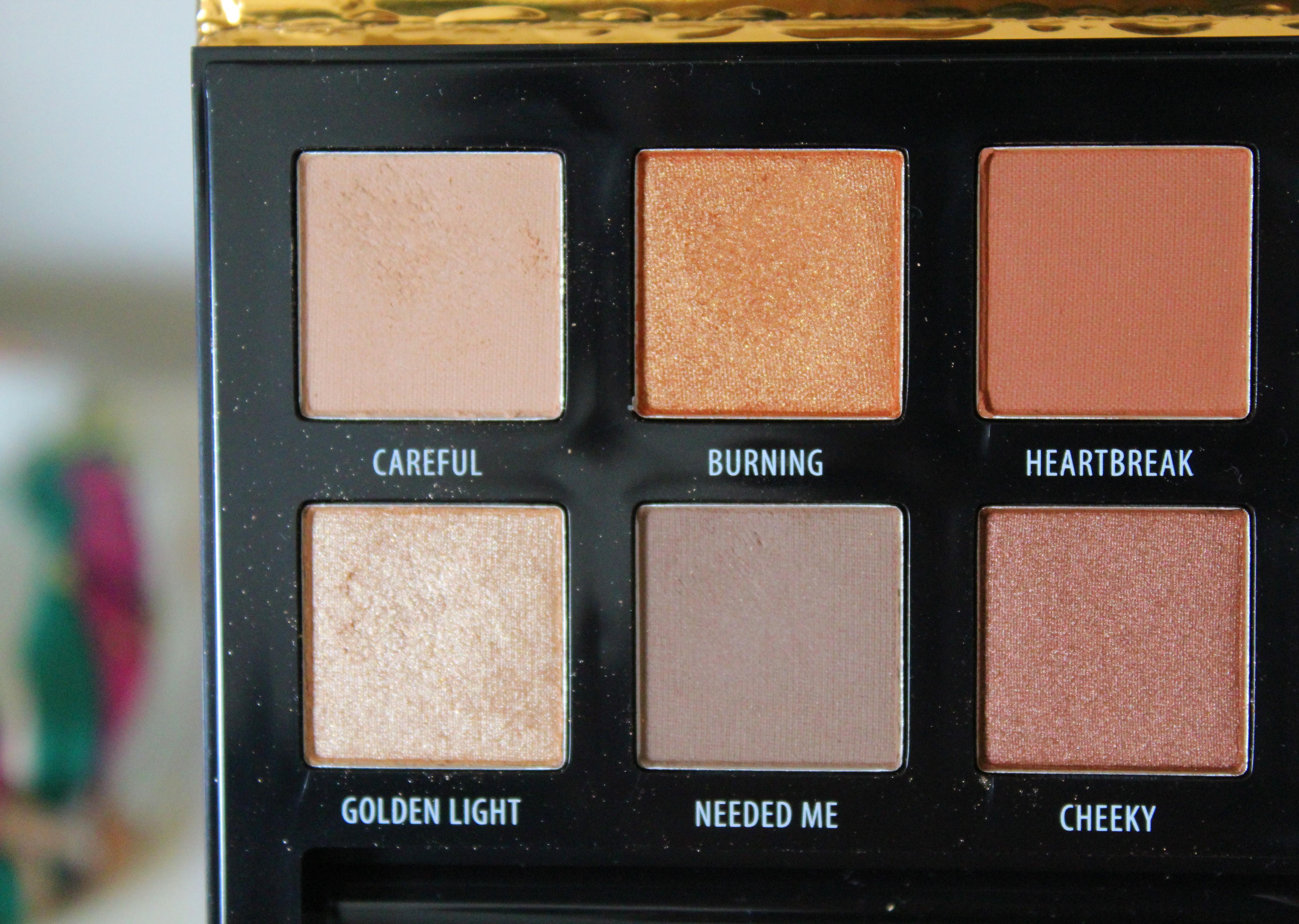 Zoom fards palette Caramel Nudes By Nocibé