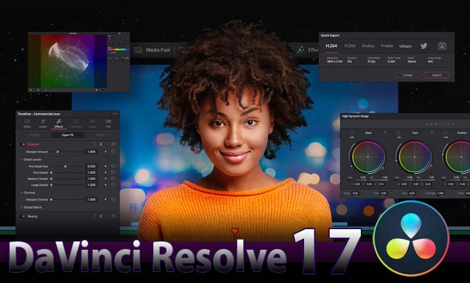 Davinci Resolve Studios 2021