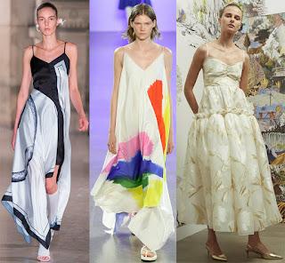 Beautiful summer sundresses and modern fashion 1