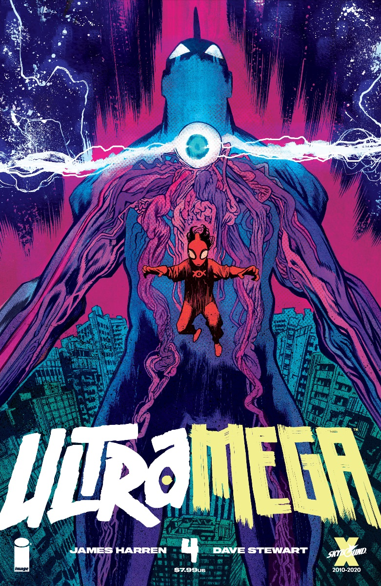 A New Ultramega Appears in Ultramega #4