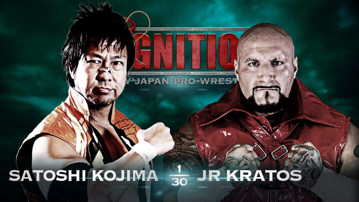 Cobertura: NJPW Ignition (18/06/2021) – War Machine!