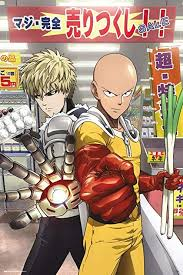 Anime 2015 Terbaik: One Punch Man