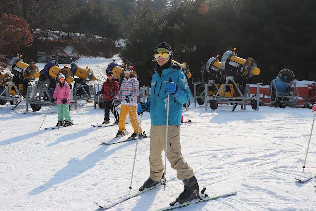 出乎意料之外!2018韓國首爾滑雪跟團過程大公開|洪川大明滑雪場 IMG 9634