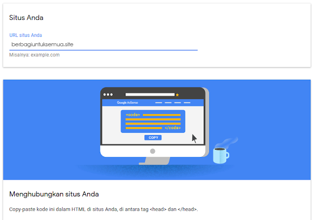 Cara Lolos Review Site Google Adsense teranyar 2019