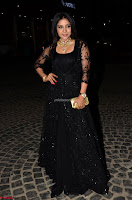 Sakshi Agarwal looks stunning in all black gown at 64th Jio Filmfare Awards South ~  Exclusive 022.JPG