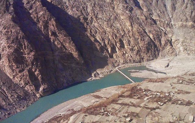 Attabad lake - Pakistan
