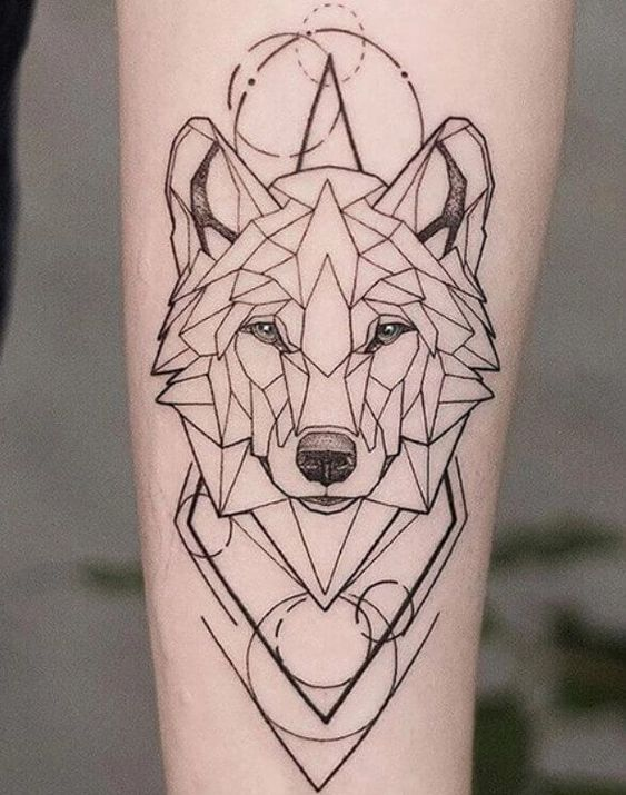 What are the precautions and taboos of wolf head tattoo