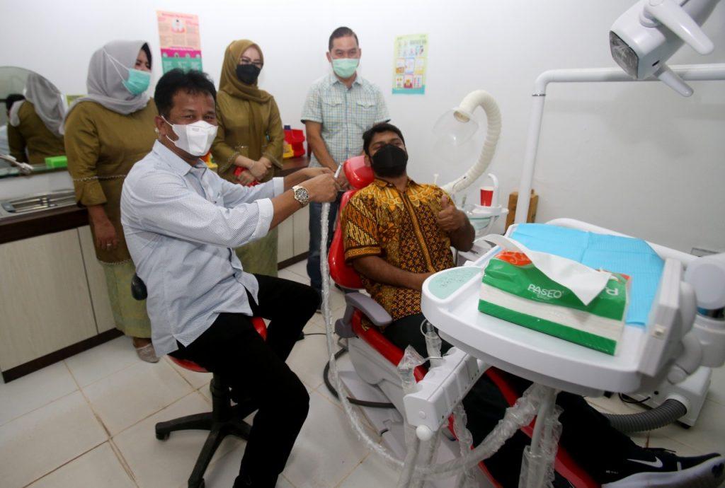Walikota Batam Menghadiri Grand Opening Klinik Zada Medical