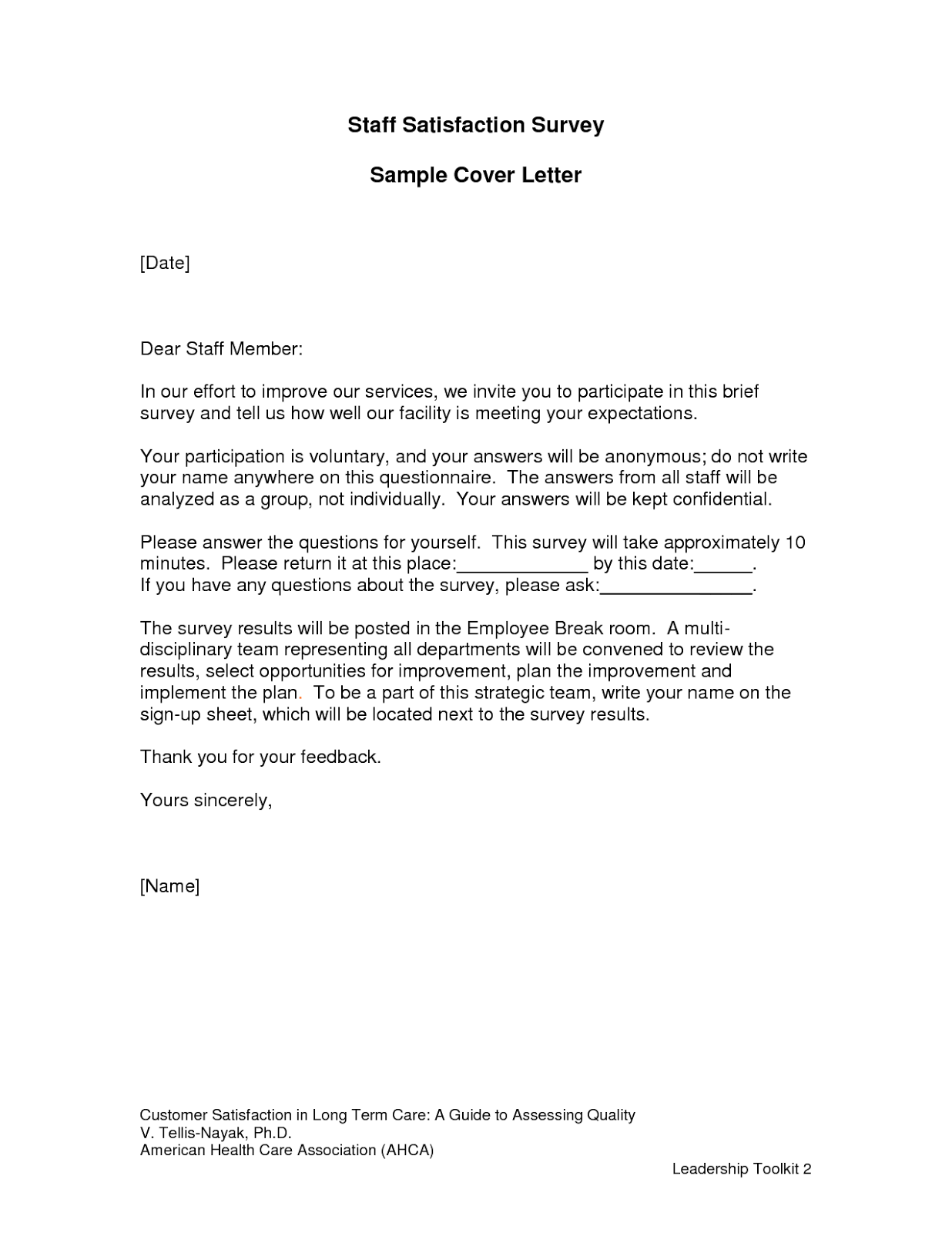 cover letter for survey template cover letter for survey