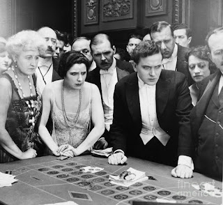 Silent Movie Gambling