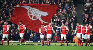 Arsenal Laugh Last As They Cruise Past Burnley to Clinch Second Spot
