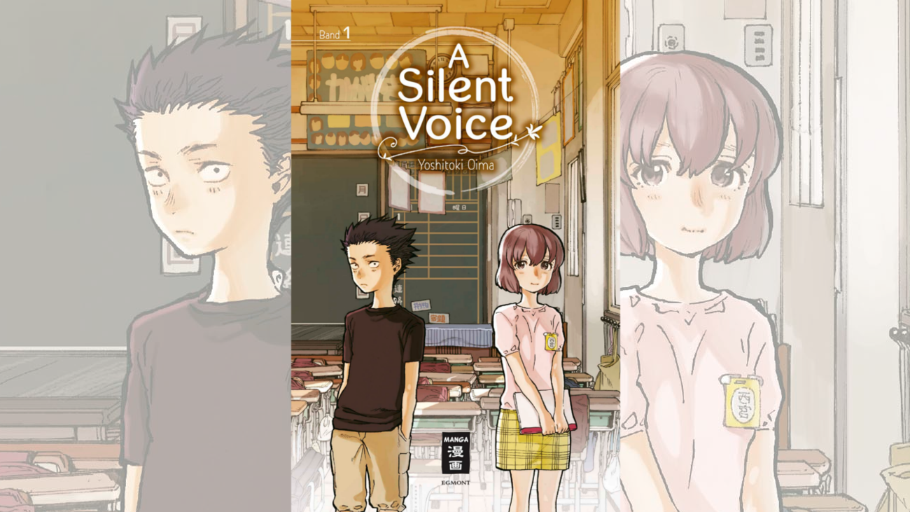 Manga Highlights 2016 A Silent Voice
