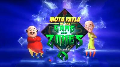 Motu Patlu in the Game of Zones Full Movie 480p and 720p Hindi