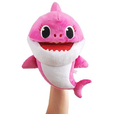 Baby Shark Puppet