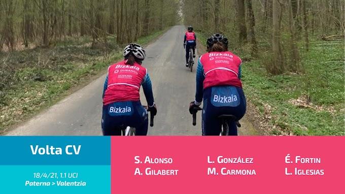 Bizkaia - Durango disputará este domingo la Volta a la Comunitat Valenciana