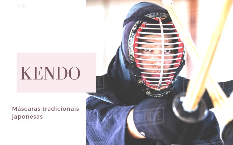 Máscaras na Cultura Japonesa: Kendo