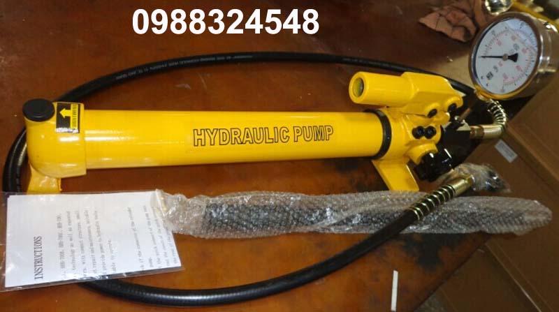 Bơm tay thủy lực TLP HHB-700B