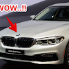 2017 Detroit Auto Show : 2018 BMW 530e iPerformance More 5 Series Model