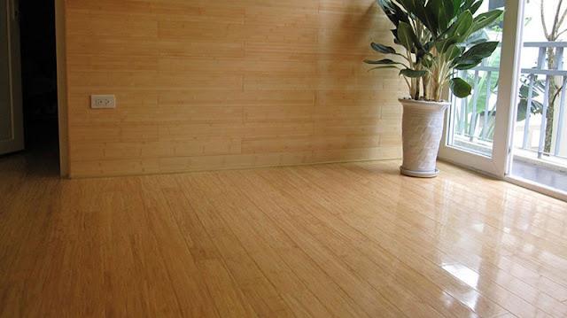 Sàn tre dễ dàng trang trí không gian nhà bạn