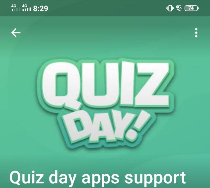 Quiz Day
