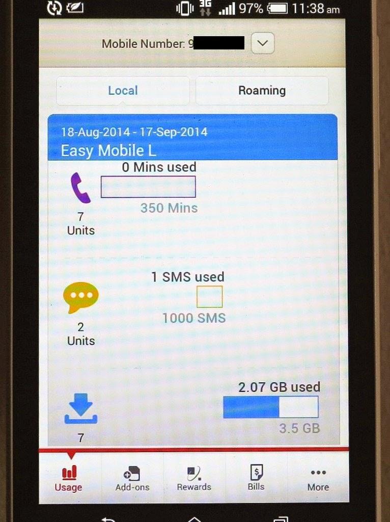 WIN!] SingTel Easy Mobile Plan - Updates / IISJONG | Singapore