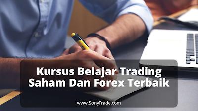 kursus pelatihan seminar workshop belajar trading investasi saham forex di kota seluruh indonesia bisnis era pandemi covid